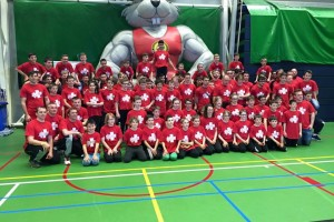 Schweizer Delegation in Utrecht